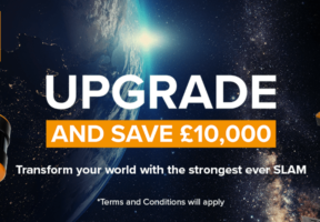 Experience Strongest Ever SLAM with our upgrade campaign
